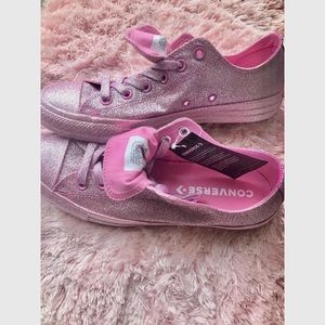 🦄Converse All 🌟Chuck Taylor Glitter Low Top 🦄